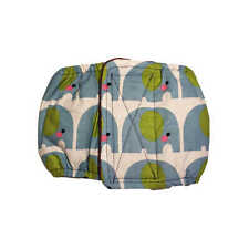 Male Dog Diaper - Made in USA - Cute Elephant Washable Dog Belly Band Male Wr...