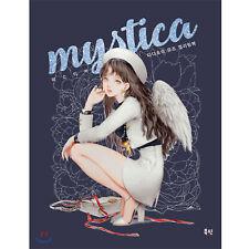 Mystica Korean Coloring Book by Dadachyo