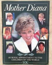 Mother Diana You Magazine Oversize Photos Princess Diana 1991 Rare