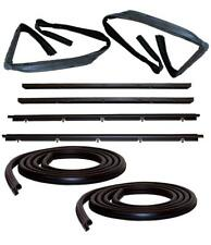 Door Weatherstrip Seal Kit for 83-94 Chevy S10 Blazer GMC S-15 Jimmy