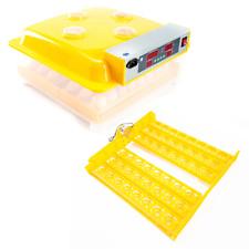 Paw Mate Digital Egg Incubator for 48 Eggs - Yellow (9352338006454)