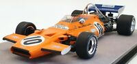 Tecnomodel 1/18 Scale Model Car TM18 139A - 1971 McLaren M19A GP di Francia #10