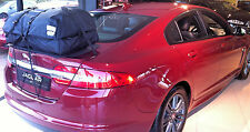 Jaguar XF, XJ, XE, X Type- Roof box, roof rack, luggage rack, boot bag vacation