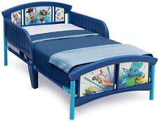 Disney Pixar Toy Story 4 Plastic Toddler Bed by Delta Children Kid Gift