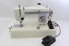 White Model 844 Deluxe Zig-Zag Heavy Duty Sewing Machine