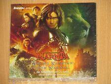 4xCD C.S. Lewis - Die Chroniken von Narnia Prinz Kaspian von Narnia Fantasy Epos