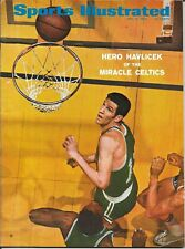 Sports Illustrated 1969 JOHN HAVLICEK Boston Celtics Champs OHIO STATE No Label