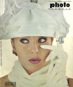 International Photo Technik Magazine No.1 1962: Portraits Architecture