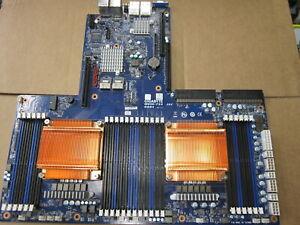 GIGABYTE MD90-FS0 Rev. 1.0 E5-2600 V3 / V4 DDR4 Motherboard 2x HS