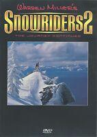 WARREN MILLER'S SNOWRIDERS 2 THE JOURNEY CONTINUES - SKIING DVD