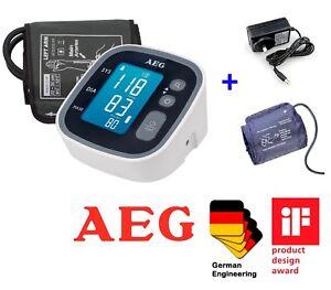 New Digital Electronic Backlight Blood Pressure Monitor Machine Upper Arm 2 user