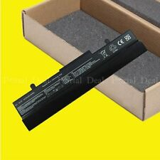 6 CELL BATTERY FR ASUS Eee PC 1005HA-P 1005HAB BLACK