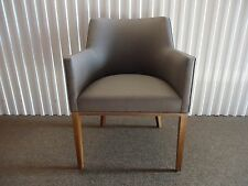 Douglas Levine Eno Arm chair with High Back, Made by Bright Chair (Brand New)