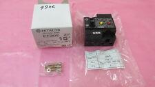Hitachi Et-30E 2P, Earth-Leakage Breaker, 100-100/200-200 V, 15A. 414977