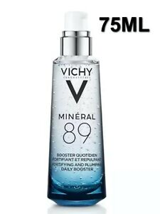 Vichy MINERAL 89 HYALURONIC ACID Hydration Booster Serum 75ml