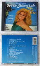 AUDREY LANDERS Holiday Dreams / Wo der Südwind weht . Rare 1984 Ariola CD