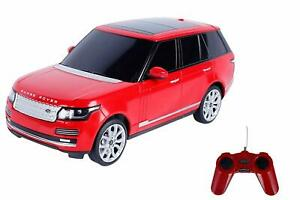 Range Rover Sport Radio Control Car Remote, 1:24 Scale X 1 Random Color