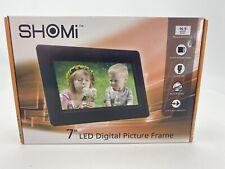 GiiNii 7-Inch Digital Picture Frames (Black)