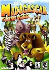 Madagascar Island Mania - PC, New Windows XP, Pc Video Games