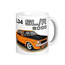 HOLDEN  LH  L34   SLR-5000  TORANA   QUALITY  11oz.  MUG  ( 6 CAR COLOURS )