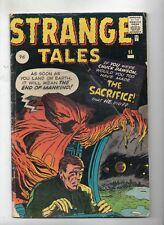 STRANGE TALES # 91 / GOOD- / MARVEL 1961 / DITKO / KIRBY / REINMAN.