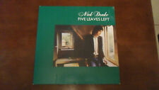 Nick Drake ‎– Five Leaves Left (Reissue UK 2013)
