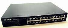TP-LINK SWITCH RETE 24 porte tl-sg1024d 10/100/1000 Mbit Gigabit Ethernet LAN