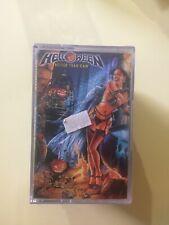 MUSICASSETTA HELLOWEEN - BETTER THAN RAW sealed METAL, ROCK, HARD ROCK