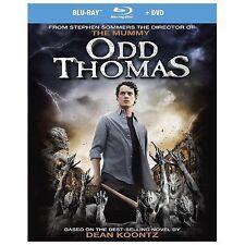 Odd Thomas (Blu-ray/DVD, 2014) RARE Anton Yelchin Dean Koontz