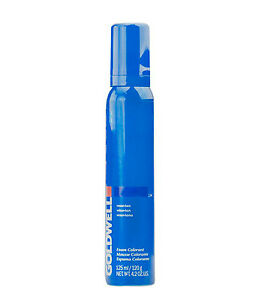 Goldwell Colorance Soft Color 6RB Red Beech 4 oz conditioning foam colorant