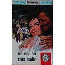 L ARABESQUE  551   UN ESPION TRES MALIN    JACKY FRAY
