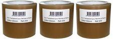 3 RUBAN ADHESIF PVC AGRICOLE 33 M X100 MM REPARATION BACHE SERRE  BALLE ENSILAGE