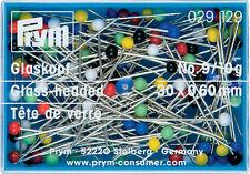 Prym verre-Head Pins 30 mm x 0.60 10 g