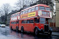 London Transport RT2620 Forest Hill 14th March 1978 Bus Photo
