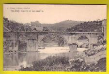 TOLEDO años '20 Hauser y Menet - Puente de San Martin