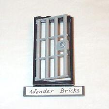2x Lego Jail Door 79109 Castle Prison Bar Police Ninjago