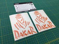 Land Rover Discover Td5 Tdi Defender 90 Dakar rally KTM  decals stickers graphic