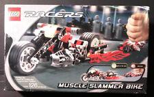 8645 LEGO RACERS Technic Muscle Slammer Bike - NEW IN BOX - 2005