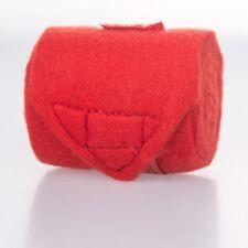 HKM 5130 Polarfleecebandagen -mini-shetty- rot 100
