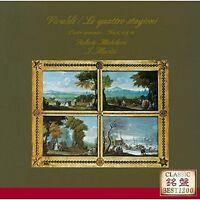 I MUSICI-VIVALDI: THE FOUR SEASONS, L'ESTRO ARMONICO-JAPAN CD C15