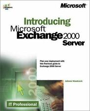 Introducing Microsoft  Exchange 2000 Server (IT-Independent)
