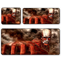 Attack on Titan    Colossal Titan    Maus Gaming und Office Pad Mousepad