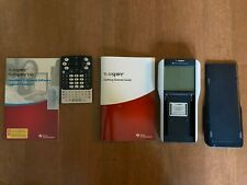 Texas Instruments Ti-Nspire Handheld Graphing Calculator, touchpad, cover tested