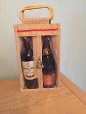Christmas Tree Double Bottle Bag