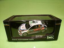 IXO 1:43 - FORD FOCUS  WRC - RALLY IRELAND 2009  RAM390    - IN  ORIGINAL  BOX