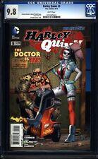 Harley Quinn 5 CGC 9.8 WP Modern Age DC Comic (2014) IGKC L@@K