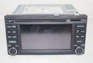 2015-2017 NISSAN NV Navigation Radio Touch Screen Bluetooth MP3 CD Player OEM