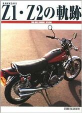 Kawasaki Z1 Z2 Compilation of Motorcycle Collection Book