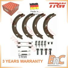 REAR PARKING BRAKE SHOE SET MERCEDES-BENZ CHRYSLER TRW OEM 5143676AA GS8481 HD