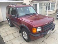 Land Rover Discovery 2 ES 4.0 V8 Auto